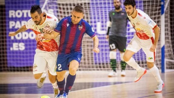 ElPozo gana 3-5 a Levante y se marcha a Kazajistán con los deberes hechos en la Liga
