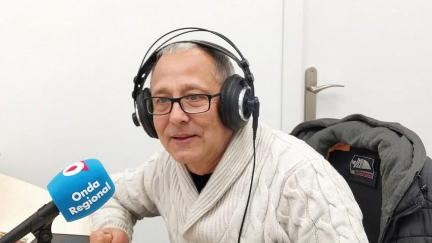José Manuel Martí Pérez en Onda Regional Yecla
