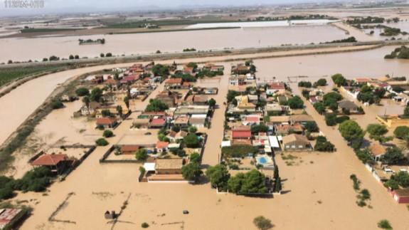 Inundaciones de la DANA