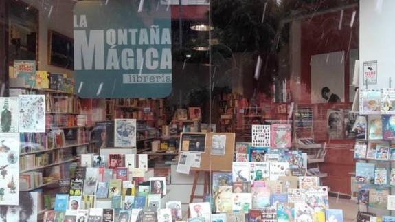 EL ROMPEOLAS. Todo está en los libros. La vuelta a la normalidad en las librerías