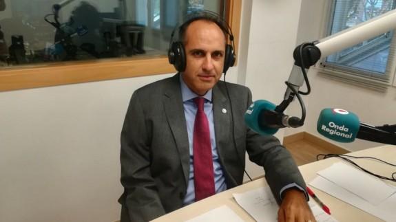 MURyCÍA. Entrevista de actualidad. Alejandro Díaz, rector de la UPCT