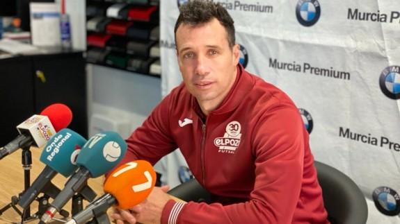 """Diego Giustozzi: """"Me fío mucho de la cabeza de los jugadores"""""""