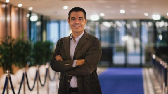 El murciano Marcos Ros, diputado en el Parlamento Europeo por el Partido Socialista