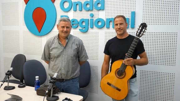 José Antonio Villalba y Juan Martínez Solano 'El Mergo', con 'La Cautiva'