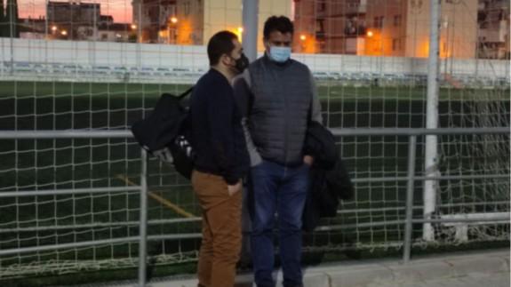 """Adrián: """"Asumo mi responsabilidad. El fútbol es resultados"""""""