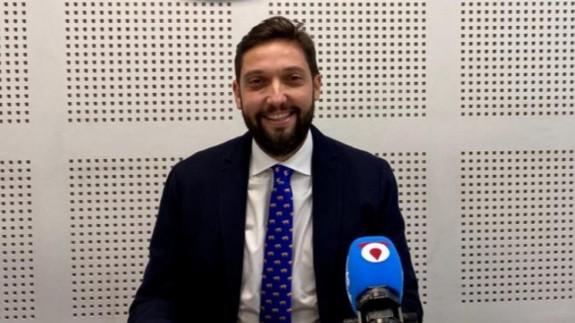 Juan Francisco Martínez en una imagen de archivo.