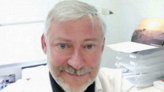 Manuel Muro, jefe del área de inmunología del Hospital Universitario Virgen de la Arrixaca