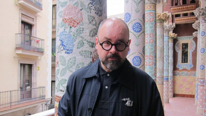 Ruiz Zafón en una imagen de archivo