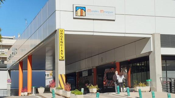 Urgencias del Hospital Morales Meseguer