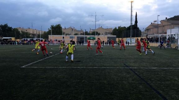 El Churra golea 4-0 a El Palmar
