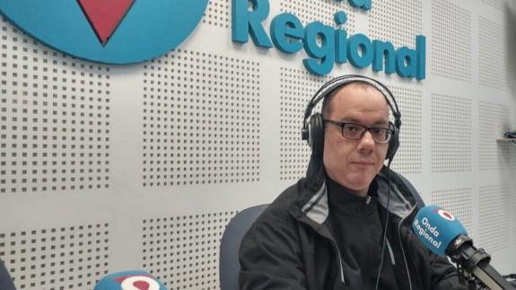 Tomás García en Onda Regional