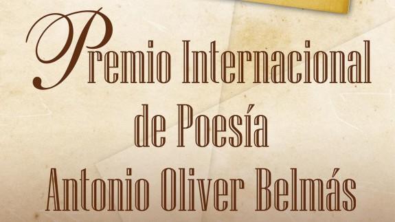 Hoy se falla el premio de Poesía Oliver Belmás