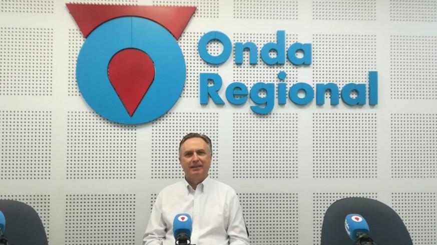 Bruno Dureux en Onda Regional