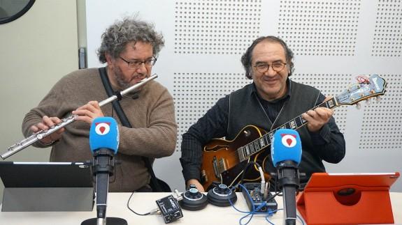 Ginés y Salvador Martínez