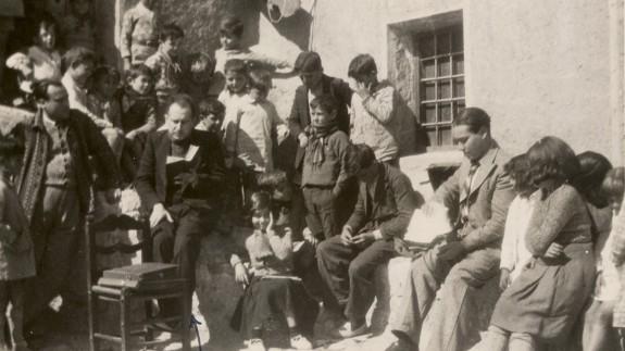 TURNO DE NOCHE. Con 'Cartagena: los lugares de la memoria' comienzan las actividades del 40 aniversario de la Universidad Popular