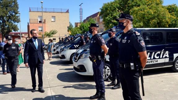 Nuevo grupo de la Policía Local