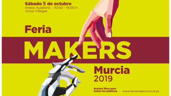 VIVA LA RADIO. Talento Emprendedor. Feria Makers Murcia, territorio creativo y tecnológico en estado puro