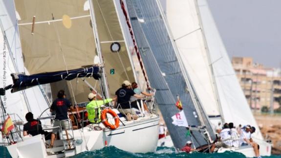 I Circuito Mar Menor de Cruceros (foto: Sailing Comunicación)