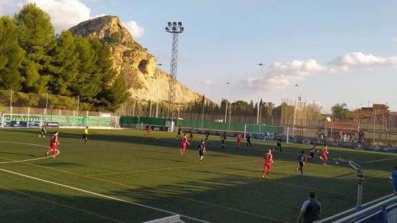 El Archena sigue imparable y vence a El Palmar (3-0)