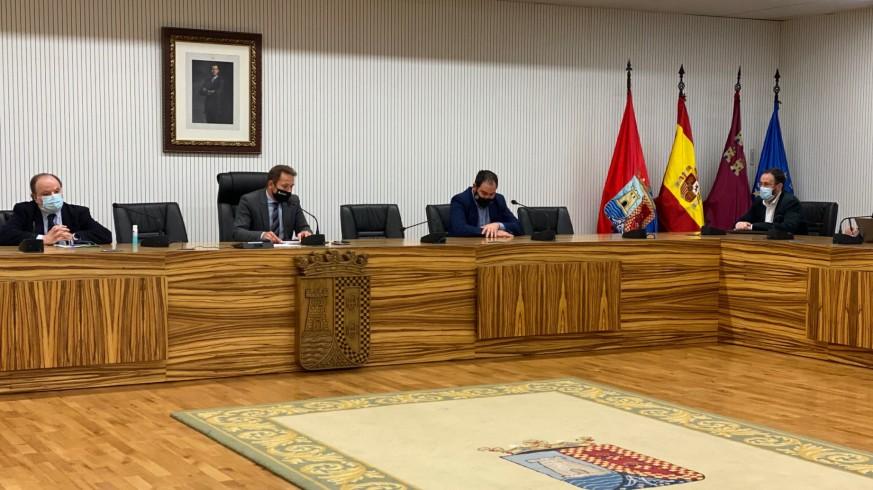 Reunión esta tarde entre Salud y los alcaldes de ambos municipios