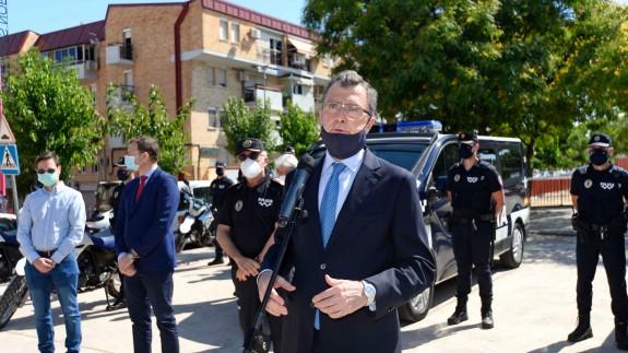 Ballesta asegura que seguirá trabajando por los murcianos a pesar de las tensiones en el equipo de gobierno
