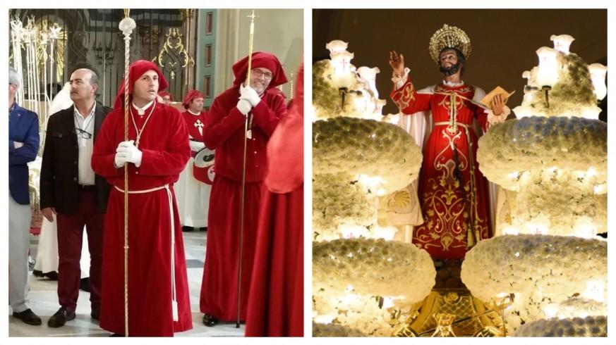PLAZA PÚBLICA. Semana Santa de Cartagena. La familia de los Californios crece