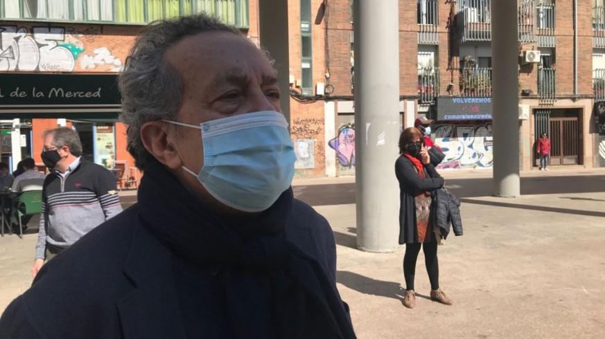 """Jarauta exige al PSOE que lidere una gran manifestación contra la """"humillación"""" política en Murcia"""