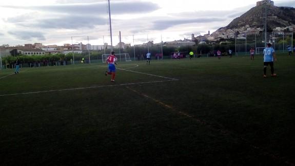 El Muleño le da la vuelta al marcador y se lleva los tres puntos ante al Ciudad de Murcia| 2-1
