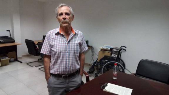 Ricardo García de León, jefe de Pediatría de Yecla