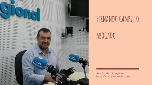 MURyCÍA. El Abogado. Fernando Campillo. La Manada
