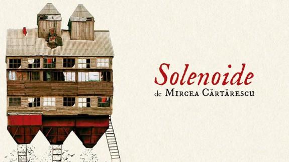 Portada de 'Solenoide' de Mircea Cărtărescu