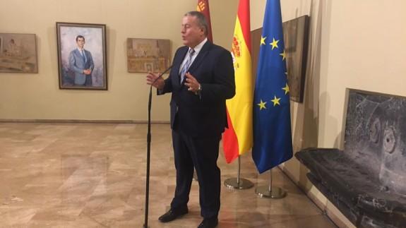 Francisco Bernabé, Delegado del Gobierno