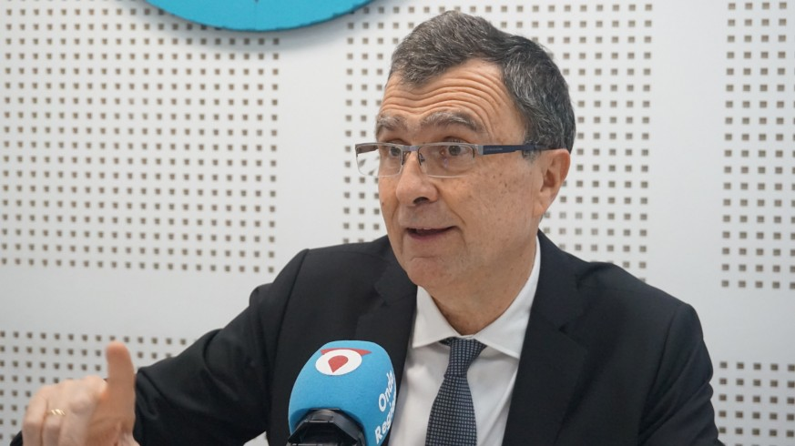 MURyCÍA. José Ballesta, alcalde de Murcia: 'La tranquilidad que se vive con Cs es ejemplar'