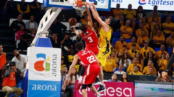 Derrota del UCAM Murcia CB ante Iberostar Tenerife (85-78)