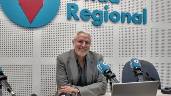 MURyCÍA. Entrevista de Actualidad. Angel Pérez Ruzafa, presidente de la Academia de Ciencias