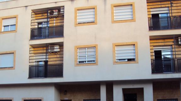 Residencias de Aidemar en San Javier. Foto: Aidemar