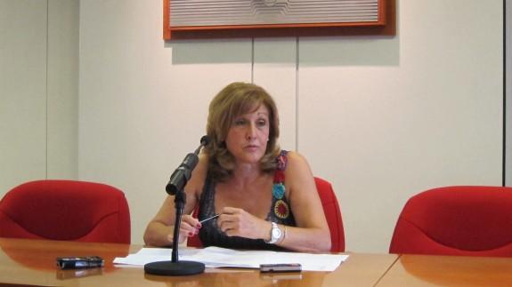 Soledad Díaz en una imagen de archivo