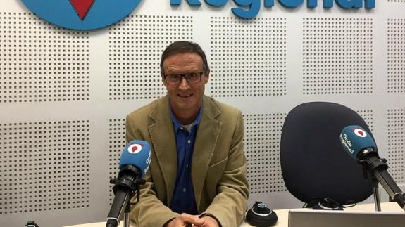 Fernando Jiménez, catedrático de Ciencia Política