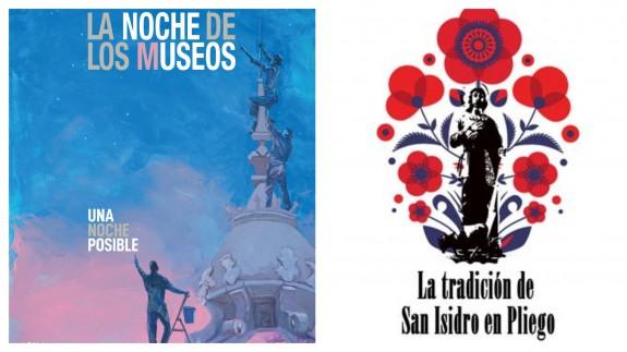 PLAZA PÚBLICA. Noche de los museos en Cartagena y Fiestas de San Isidro en Pliego