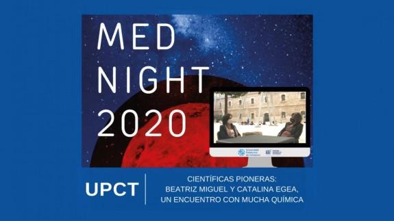LA ÚLTIMA NOCHE T02C041 Med Night 2020 en la UPCT