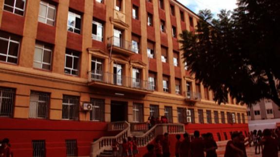 El colegio ha tenido un caso positivo. COLEGIO SAN BUENAVENTURA.