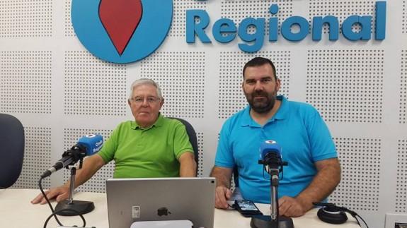Joaquín Contreras y Antonio Hernández