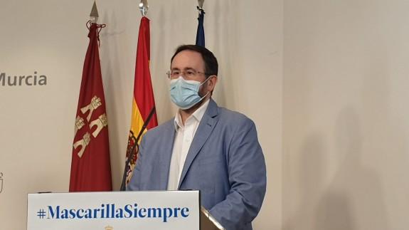 Jaime Pérez en una imagen de archivo
