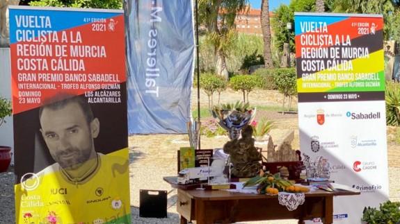 Valverde vuelve a ser el principal favorito para ganar la Vuelta Ciclista a la Región de Murcia