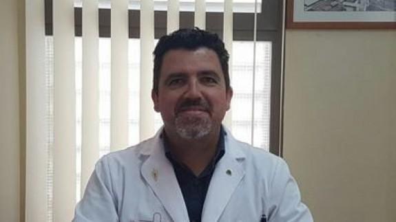 """Txema Almela:"""" Estoy ayudando en el hospital a combatir esta emergencia sanitaria"""""""