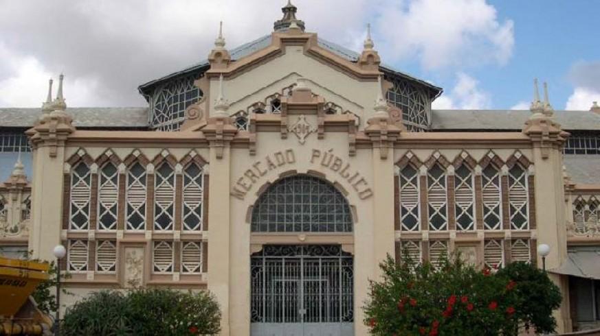 Antiguo mercado de La Unión. REGMURCIA.