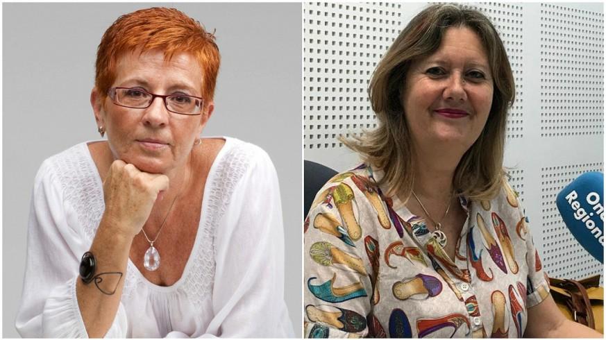 Begoña García Retegui y Anna Mellado