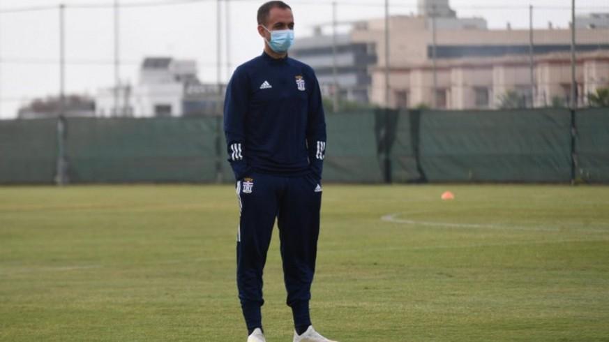 """Borja Jiménez: """"Seremos reconocibles en Castellón y lucharemos por los tres puntos"""""""
