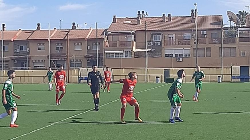 El Palmar golea al Churra| 6-2