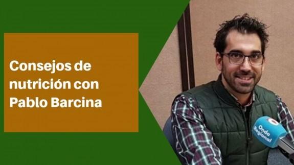 MURyCÍA. Nutricionista Pablo Barcina